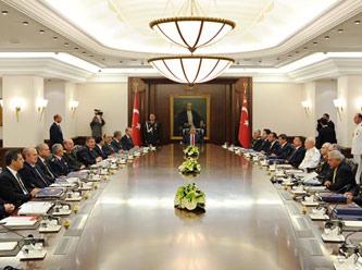2012nin Son MGK Toplantısında Alınan Kararlar