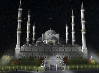 Çamlıca Camisi Resimleri