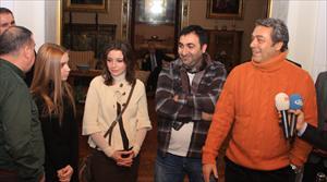 Elveda Katya Filmi Oyuncuları