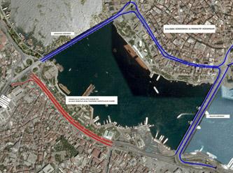 Haliç Metro Geçiş Köprüsü Çalışmaları Trafiği Kitledi