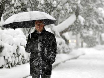 Kuvvetli Kar Yağışı Beklenen İller