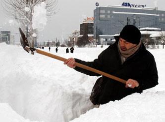 Kuvvetli Kar Yağışı Olacak İller