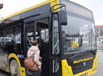 Şehir İçi Otobüs Fiyatlarına Zam
