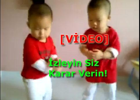 İkiz Bebeklerin Gangnam Style Dansı Izle