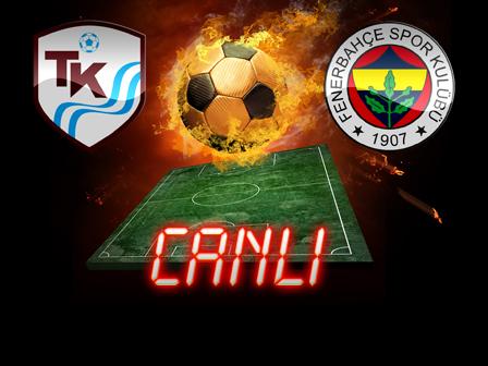 1461 Trabzon Fenerbahçe Kupa MAçı Golleri