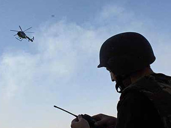 Amanoslarda 15 Terörist Öldürüldü