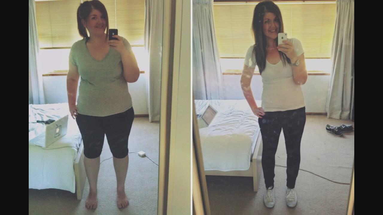 2 Hafta İçinde 10 Kilo Veren Kız