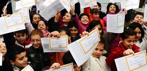 2012-2013 Milli Eğitim Bakanlığı Resmîi Çalışma TAkvimi