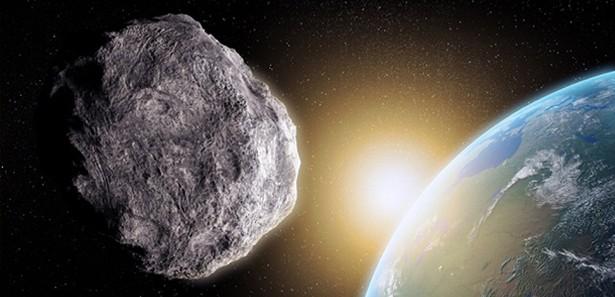 2012 DA14 Asteroiti Geçiş Görüntüleri