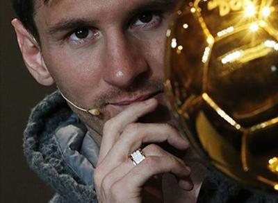 2012 Yılında Altın Topu Kim Aldı