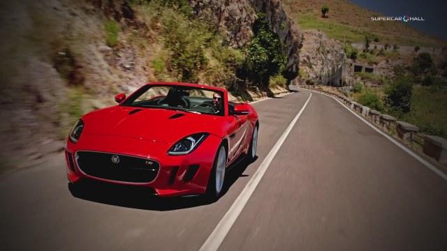 2013 Jaguar F-Type V8 S Videosu İzle