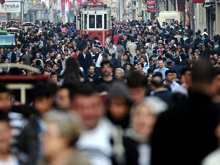 2013 Türkiyenin Nüfusu Kaç Oldu