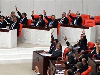 2013 Bütçesi MEcliste Onaylandı