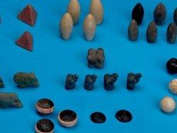 5 Bin Yıllık €˜oyun Seti Siirtte Bulundu