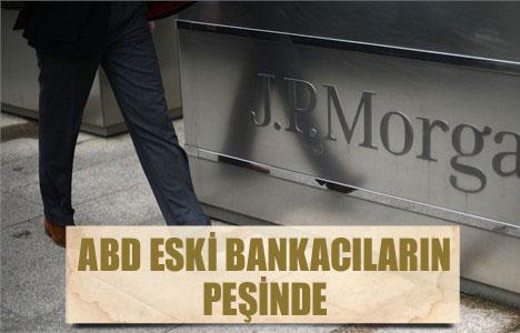 ABD Eski JPMorgan Çalışanlarının Peşinde