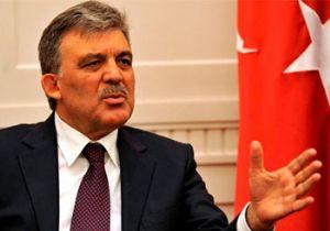 Abdullah Gül Cumhurbaşkanı Adayı Olacak Mı