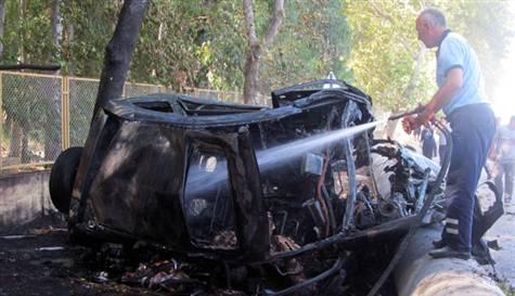 Adanada Trafik Kazası 4 Ölü