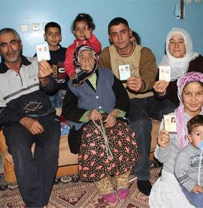 Adanalı Fatma Turp Nine 100 Yaşında