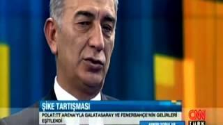 Adnan Polat  Galatasaray Fenerbahçe'yi Yakaladı