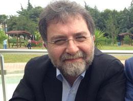 Ahmet Hakanın Babası Vefat Etti