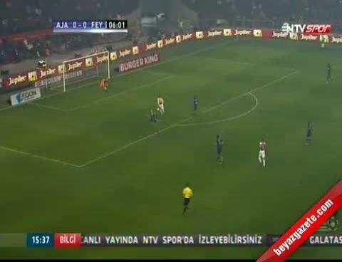 Ajax – Feyenoord: 3-0 Maç Özeti İzle