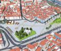 Aksaray Meydanındaki Düzenlemenin Resimleri
