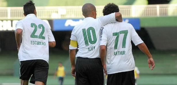 Alex De Souzanın Attığı Ilk Golü