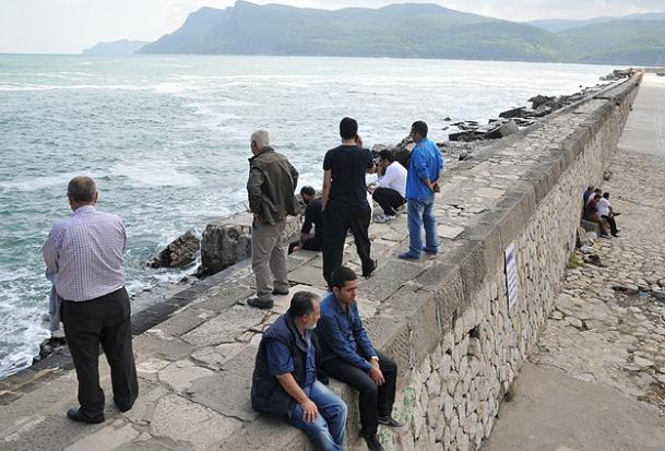 Amasrada Kaybolan 1 Amatör Balıkçı Bulundu