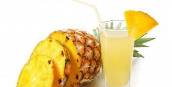 Ananas Suyu Güzelleştiriyor