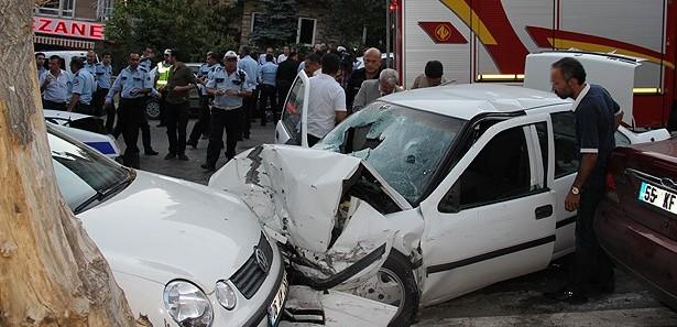 Ankara Sokaklarında Hareketli Saatler