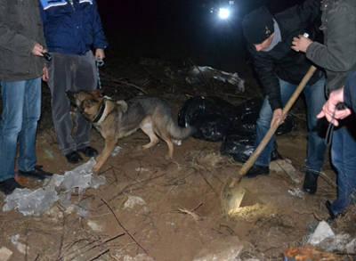 Ankarada Köpeğin Eşelediği Yerden Ceset Çıktı