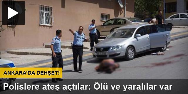 Ankaradaki Çatışmanın Nedeni Ankaradaki Çatışma Görüntüleri İzle