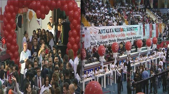 Antalyada Organ Bağışı Rekoru