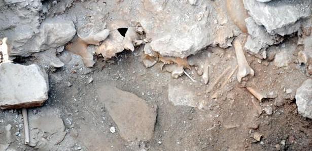 Antik Kentte İkinci Kez Toplu Mezar Çıktı