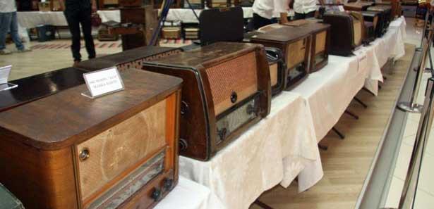 Antika Radyolar Görücüye Çıktı