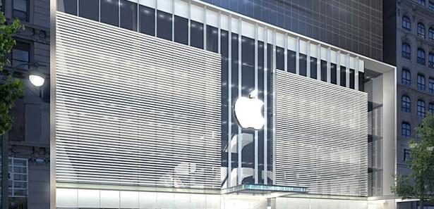 Apple Türkiy Mağazasını Nereye Açıyor
