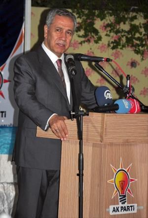 Arınç Türkiye Mısır Halkı İle Dayanışma İçerisinde