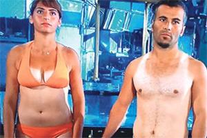 Arjantin Hatırası; Fox Tvde Enterasan Görüntü