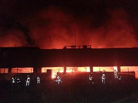 Arnavutköydeki Yangın Kontrol Altına Alındı