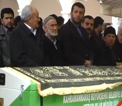 Aselsan Mühendisi Hakan Öksüz Cenaze Töreni