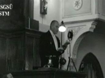 Ataturkun Gercek Sesini izle Atatürkün Gerçek Sesini İzle