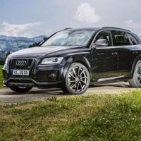 Audi Q5in En Güçlüsü