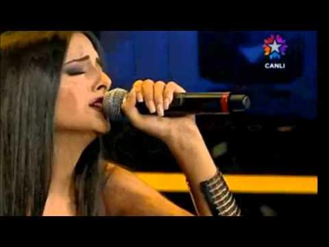 Ayda Beni Benden Alırsan O Ses Türkiye Yarı Final 11.02.2013