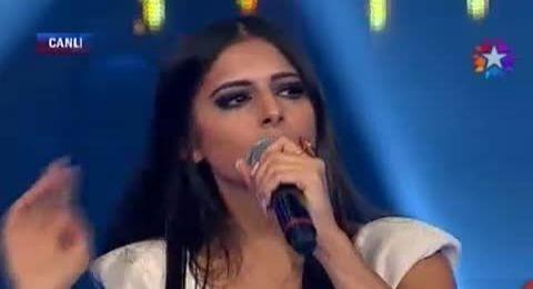 Ayda Mosharraf Uzun İnce Bir Yoldayım O Ses Türkiye