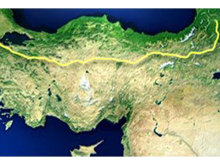 Azeri Gazını Avrupaya Taşıyacak Borunun Ağırlığı 2 Milyon Ton
