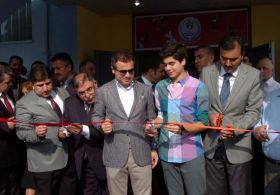 Bakan Kılıç Stadyum Açılışını Oğluna Yaptırdı