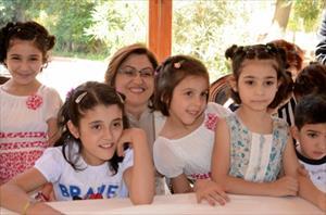 Bakanı Şahin Yıl Sonunda Koruyucu Aile Sayımız 3 Bin Olacak