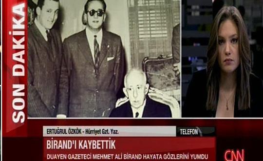 Balçiçek Ilter Mehmet Ali Birandın öldüğünü öğrendiği Anı Izle