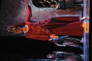 Bale Festivali Hurrem Sultan Gosterisi ile Basladi Bale Festivali Hürrem Sultan Gösterisi İle Başladı