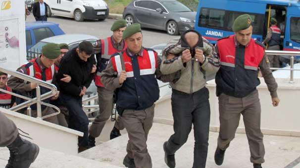 Banka Soygununu Taksici Önledi